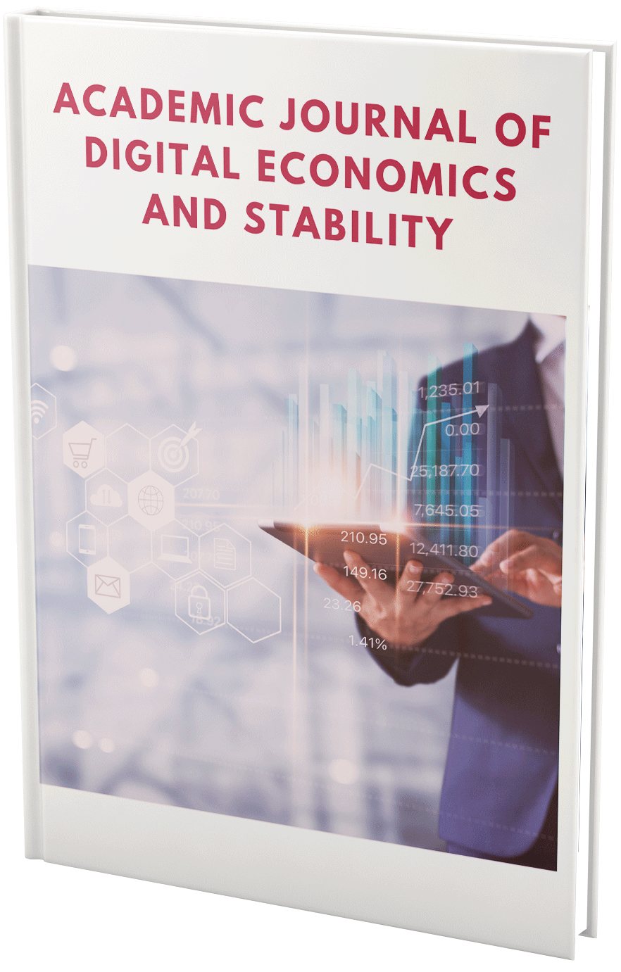 View Vol. 10 (2021): Academic Journal of Digital Economics and Stability (Spain)